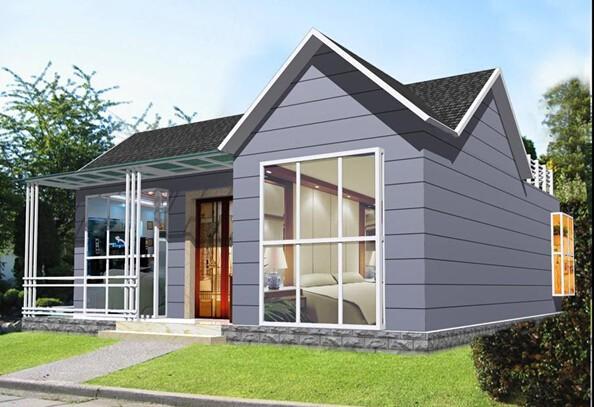 Modular Prefabricated House Steel Prefab Modular Housing