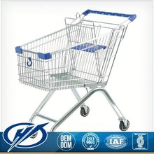 Low Cost Colorful Custom Printed Mini Shopping Cart Toy