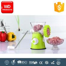 Hot Selling powerful mest grinder, low noise electric meat grinder aluminum meat slicer