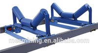 Brand new rubber conveyor belt idler roller with high quality