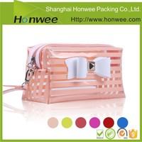 beauty transparent makeup case plastic travel cosmetic case