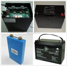 lifepo4 48v 20Ah / 12v 200Ah battery pack for EV / e-bike/ scooter