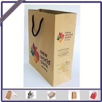 OEM Service Quality Large Brown Paper Bags