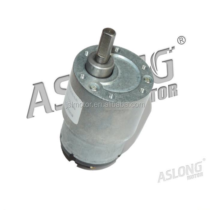 6v 12v electric permanent magnet dc miniature gear motor