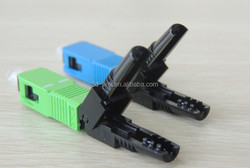 Fiber Optic Series FTTH SC/APC SC/PC SC/UPC Fast Connector quickly assembly