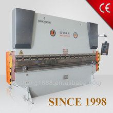 ANHUI DASHENG WF67K 2000kN 200t Series hydraulic bending machine digital contro