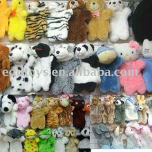Títeres/marionetas animales juguetes de la educación para los niños