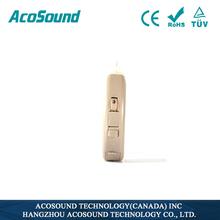 AcoSound Acomate 220 RIC Digital hearing aid BTE listening device