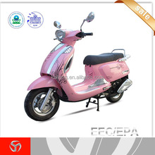 vespa style patent gas scooter/motorcycle 150cc YB150T-12A with DOT and EEC