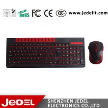 2.4Ghz Mouse Wireless Keyboard Combos Remote,swedish layout wireless keyboard
