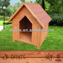 Wood Backyard Dogs Crate Farm Products Dog Kennel DFD3017