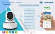 wifi digital camera with Cloudsee, IR-CUT, 720P, recording, speaker
