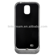 Rechargeable Power Bank Battery Case Cover with Stand For Samsung Galaxy S4 IV i9500 i9502 i9505