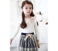 Best Selling Products Kids Clothing White Custom T-Shirt Wholesale