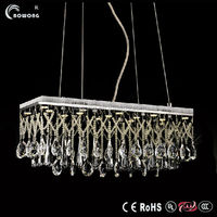 Fashioable crystal chandelier parts