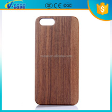 Pure Walnut and Maple Wood Shockproof Lightweight Mobile Phone Cover For Iphone6