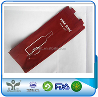 wholesale nonwoven beer/ red wine bottle cover