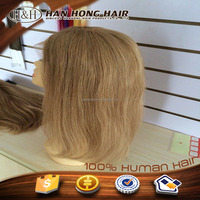 Vigin indian full lace wig fo hand tied vertex hair wig #18/20 mono cap custom for 15days