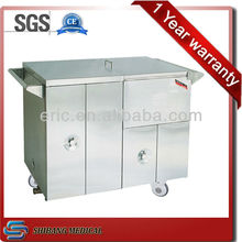 SJ-SS035D stainless steel food delivery to hospitals