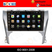 10.2 inch big screen android car dvd player for Toyota camry 2012