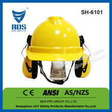 2015 High Strength Protective Helmet Head Up Construction Safety Helmet Safety Works Hard Hat