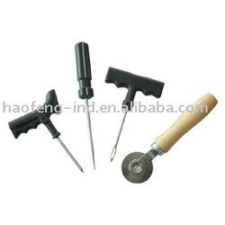 Tire accessories, tire repair tools