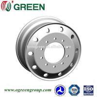 truck aluminium alloy wheels with TUV 22.5 inch