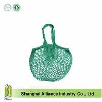 nature friendly organic cotton mesh bags