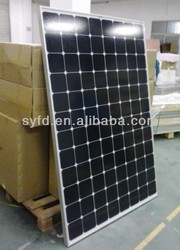 American sunpower 300W solar panel for boats, caravans, launch & mobile homes used