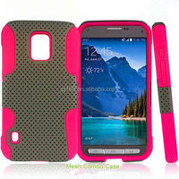 new product toolbox hybrid combo mesh case for Motorola EX115