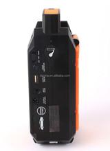 car jump starter 2015 factory wholesaler high quality competitive price 12V 24V 36000mah emergency car jump starter