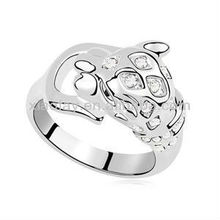 2013 Best Selling Products Unique Men's Copper Alloy Ring