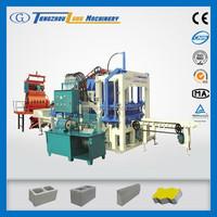 QT4-20C fly ash brick making machine india