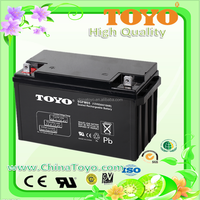 12v 65ah solar energy storage battery Agm battery price made in China