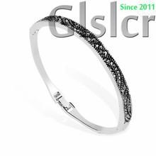 Yang baru high end Eropa dan Amerika perhiasan antik, Merek baru high - end kristal mewah gelang, Gelang fashion menjual