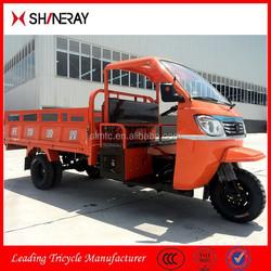 Five wheels 150cc 175cc 200cc 250cc 300cc OEM Motorized Cabin Tuk Tuk