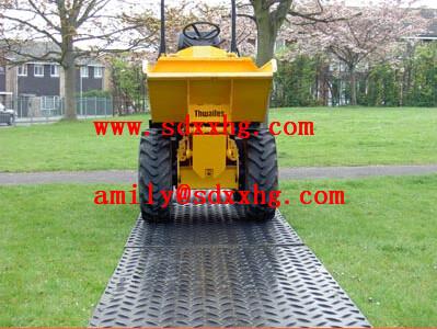 Appareil de forage tapis./hdpe composite rig tapis./accès tapis. fabrication