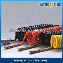 PU Nylon Recoil hose/air hose/pu tube