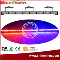 36'' 32 LED Emergency Warning Strobe LED Traffic Advisor Police exterior Directional Stick Lights