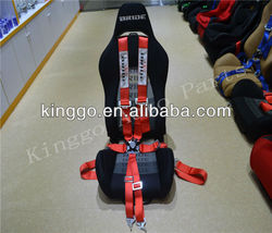 3 Inch Racing 5 Point Seat Belt With Quick Release Buckle
