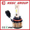 NSSC Car Head light Manufacturer wholesale 50W 4800LM H4 Led Headlights