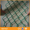China manufacturer decorative 6ft chain link fenceprice for sale