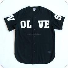 Haute qualité simple design blanc mode yankees baseball jersey en gros à vendre