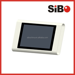 7 Inch Wallmount Aluminium Case Tablet with WIFI RJ45 POE