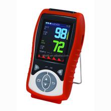 China Hot Selling SpO2 Pulse Rate Handheld Oximeter Finger