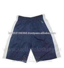 uniforme de la escuela de deportes pantalones cortos
