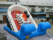Inflatable slide for kids, dry slide for sale, small slide