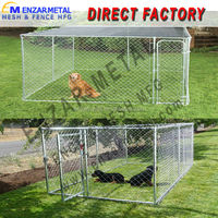 "24"" 30"" 36"" 42"" 48"" Large Outdoor Dog Cage for sale Cheap, Metal Pet Cage"