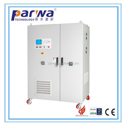 variable capacitive and inductive resistive load bank with CE