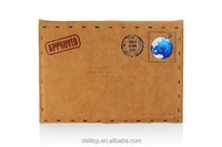 """New Arrival Envelope Designed Fancy Leather Case for Macbook Air 11""""&13"""""""